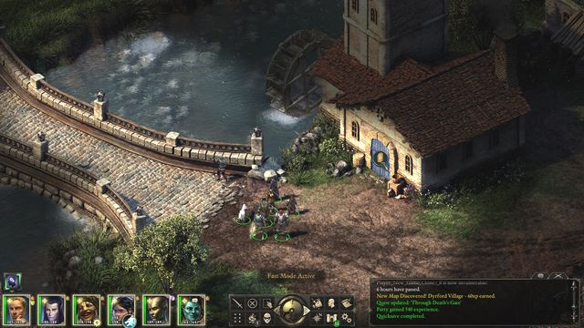 Upon entering the mill, you will see a cutscene showing Eska being attacked by a group of paladins led by Cevestin - Bleak Oath - side quest - Stalwart - Pillars of Eternity Game Guide & Walkthrough