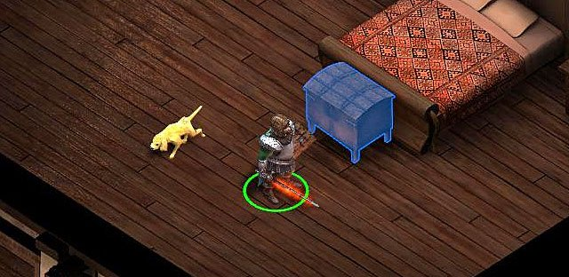 An example of one of the pets - Pets - Party - Pillars of Eternity Game Guide & Walkthrough