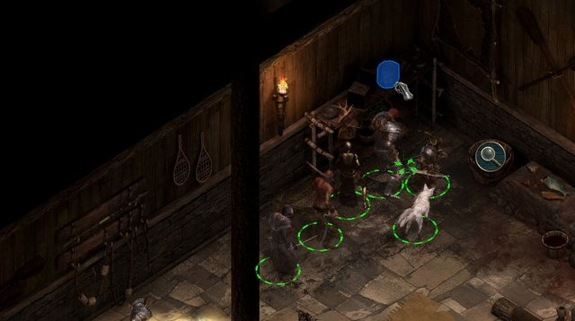 Take the bracelet from the chest in the corner of the room. - Side Quests in Durgans Battery - Durgans Battery - Pillars of Eternity Game Guide & Walkthrough