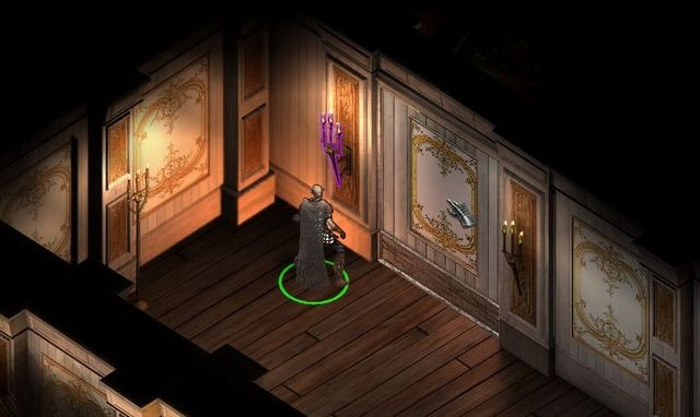 The treasure is in a hidden room, which you can open with a switch on the wall. - Side quests in Copperlane - Defiance Bay - Pillars of Eternity Game Guide & Walkthrough