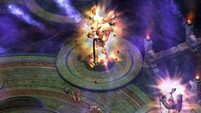 First of all, attack Thaos - Memories of the Ancients - final boss fight - Final Locations in Pillars of Eternity - Pillars of Eternity Game Guide & Walkthrough