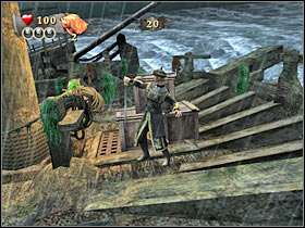 8 - Final mission - part 1 - FINAL MISSION - Maelstrom - Pirates of the Caribbean: At Worlds End - Game Guide and Walkthrough