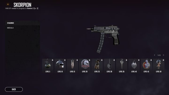Weapon Charms Pubg
