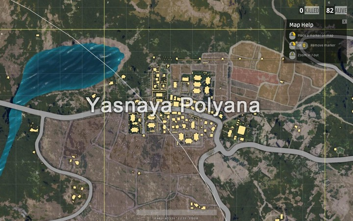 Playerunknown S Battlegrounds Maps Loot Maps Pictures: Maps In Playerunknown's Battlegrounds