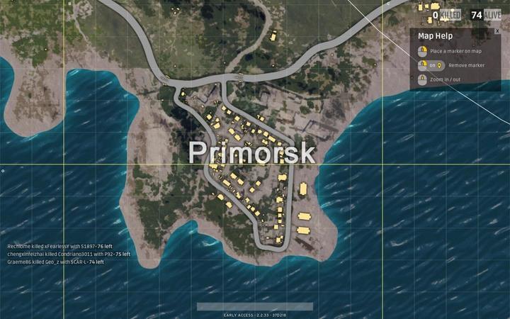 Playerunknown S Battlegrounds Newest Map: Maps In Playerunknown's Battlegrounds