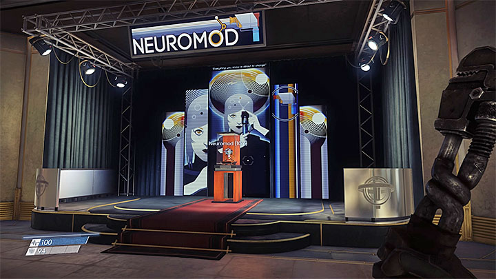 This mission is unlocked during the Break Out main story quest - Neuromod Divison | Side Quests - Side Quests - Prey Game Guide