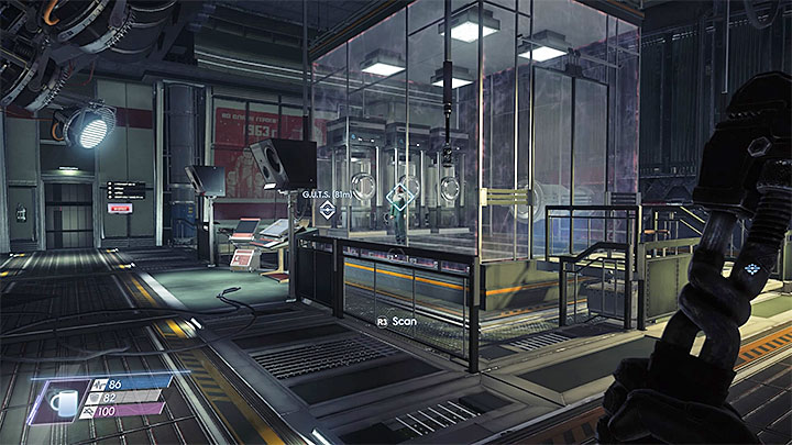 You can get this quest when you reach the Material Extraction Lab located on level 2 of Psychotronics, in its east part - Psychotronics | Side Quests - Side Quests - Prey Game Guide