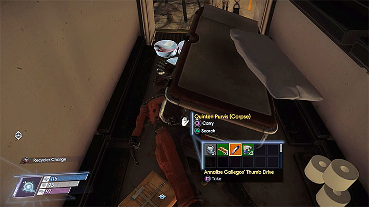 This quest can only be continued after completing Shipping and Receiving main mission, after going to the Cargo Bay and defeating all Typhons that were in Cargo Bay B - Arboretum | Side Quests - Side Quests - Prey Game Guide