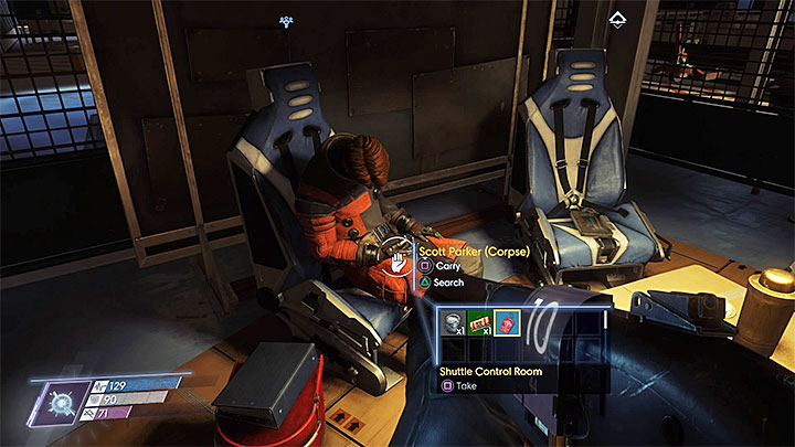 Dahls shuttle is located on level two of the main hangar - Repo Man | Main Story - Main Story - Walkthrough - Prey Game Guide