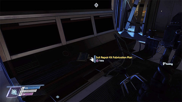 The fabrication plan is in the Service Requests Room located on level 1 - Plans - Secrets and important items - Prey Game Guide