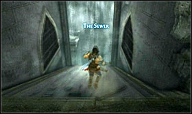 1 - Walkthrough - The Sewer - Walkthrough - Prince of Persia: The Forgotten Sands - Game Guide and Walkthrough
