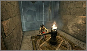 7 - Walkthrough - The Sewer - Walkthrough - Prince of Persia: The Forgotten Sands - Game Guide and Walkthrough