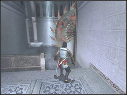 There is a short section of the safe way in front of you, after which the abyss will stop you - The Palace - Walkthrough - Prince of Persia: The Two Thrones - Game Guide and Walkthrough