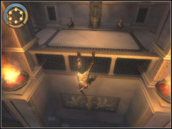 You will return after a while to your normal form - The King's Road - Walkthrough - Prince of Persia: The Two Thrones - Game Guide and Walkthrough
