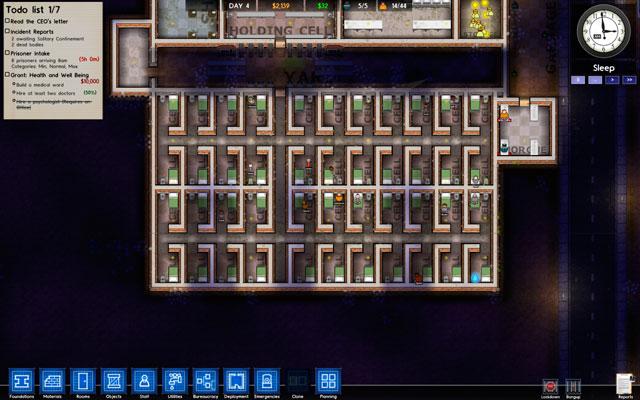 prison architect download size