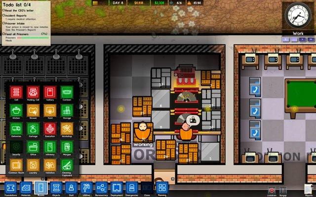 Workshop Prison Architect Game Guide Gamepressure Com