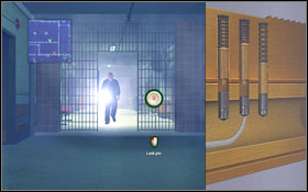 Eventually you will get to a valve #1 � turn it to activate the alarm and make everyone run from the building - Walkthrough - Chapter 2 - Walkthrough - Prison Break: The Conspiracy - Game Guide and Walkthrough
