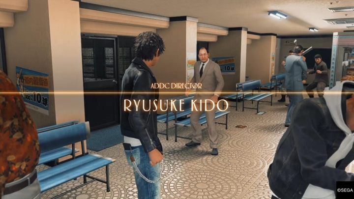 As a Saori, choose the following dialogue options: With pleasure, I want to know more about you, Undo Another Button - Chapter 12 Behind Closed Doors | Judgment Walkthrough - The main storyline - Judgment Guide