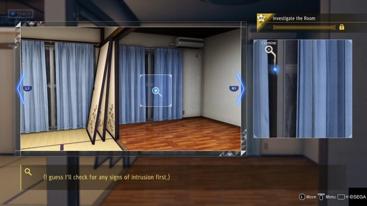 Description: The quest can only happen at night - Genda Law Office | Judgment side cases walkthrough - Side cases - Judgment Guide