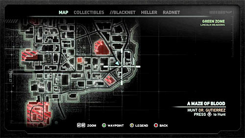 2 - [Main mission 19] A Maze of Blood - Main missions - Prototype 2 - Game Guide and Walkthrough