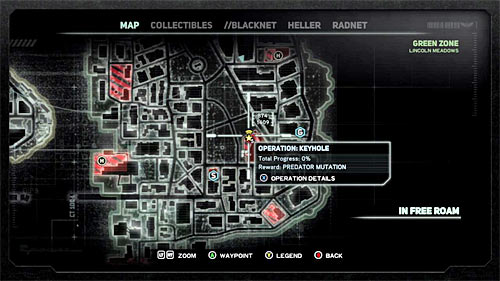 1 - [Blacknet mission 5] Operation: Keyhole - Blacknet missions - Prototype 2 - Game Guide and Walkthrough