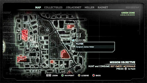 3 - [Blacknet mission 5] Operation: Keyhole - Blacknet missions - Prototype 2 - Game Guide and Walkthrough