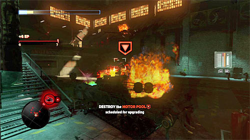 If you were quick enough, you should have destroyed all three tanks, before yours was destroyed too - [Blacknet mission 5] Operation: Keyhole - Blacknet missions - Prototype 2 - Game Guide and Walkthrough
