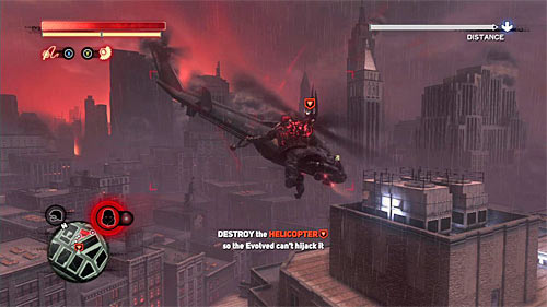 The second helicopter will appear in location [419, 472] - [Blacknet mission 10] Operation: Long Horizon - Blacknet missions - Prototype 2 - Game Guide and Walkthrough