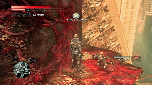 red zone p 1 secrets prototype 2 game guide gamepressure com