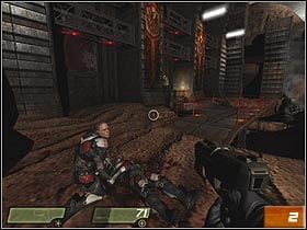 2 - Air Defense Bunker - Walkthrough - Quake 4 - Game Guide and Walkthrough