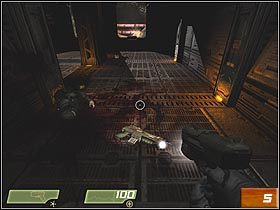 4 - Air Defense Bunker - Walkthrough - Quake 4 - Game Guide and Walkthrough