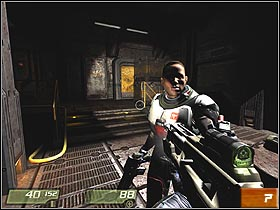 5 - Air Defense Bunker - Walkthrough - Quake 4 - Game Guide and Walkthrough