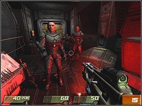 Hangar Perimeter | Walkthrough - Quake 4 Game Guide