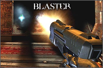 Weapons | Basics - Quake 4 Game Guide & Walkthrough