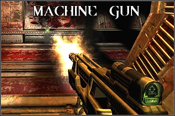 First better weapon, that'll run into inside the Strogg's complex - Weapons - Quake 4 - Game Guide and Walkthrough