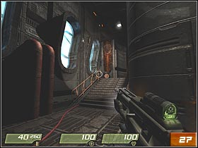 2 - Interior Hangar - Walkthrough - Quake 4 - Game Guide and Walkthrough