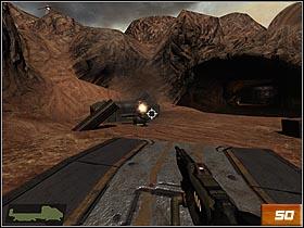 Canyon | Walkthrough - Quake 4 Game Guide & Walkthrough