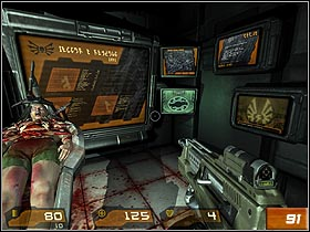 2 - Strogg Medicial Facilities - Walkthrough - Quake 4 - Game Guide and Walkthrough