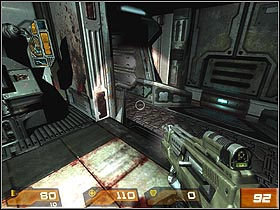 3 - Strogg Medicial Facilities - Walkthrough - Quake 4 - Game Guide and Walkthrough