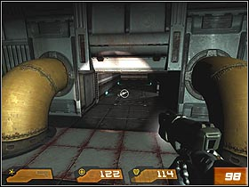 You will have two alternative ways - Strogg Medicial Facilities - Walkthrough - Quake 4 - Game Guide and Walkthrough