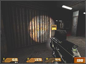 Walk ahead and eliminate opponents all the time - Waste Processing Facility - Walkthrough - Quake 4 - Game Guide and Walkthrough