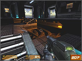 2 - Data Networking Security - Walkthrough - Quake 4 - Game Guide and Walkthrough