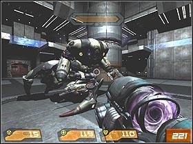 The Nexus | Walkthrough - Quake 4 Game Guide & Walkthrough