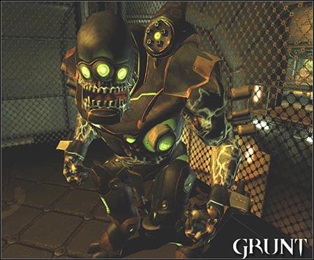 Grunt | Enemies - Quake 4 Game Guide & Walkthrough