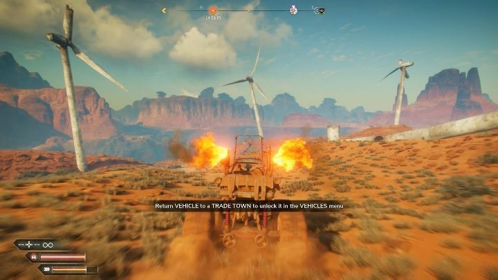RAGE 2 is full of various side activities - How to call a vehicle in Rage 2? - Vehicles - Rage 2 Guide