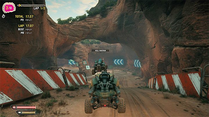 Car Racing Tips In The Rage 2 Rage 2 Guide Gamepressure Com