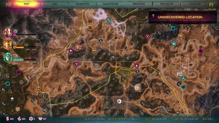 Map exploration in RAGE 2 can be performed and accomplished in several various ways - Map Exploration in The Rage 2 - Basics - Rage 2 Guide
