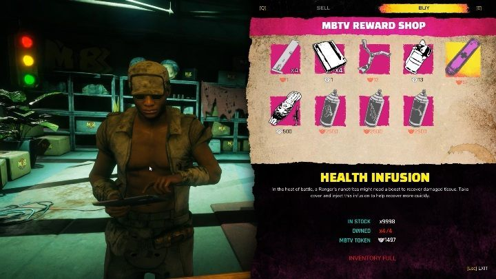 Mutant Spores is a resource that can be sold in the MBTV store - What is the main application of Mutant Spores in Rage 2? - FAQ - Rage 2 Guide