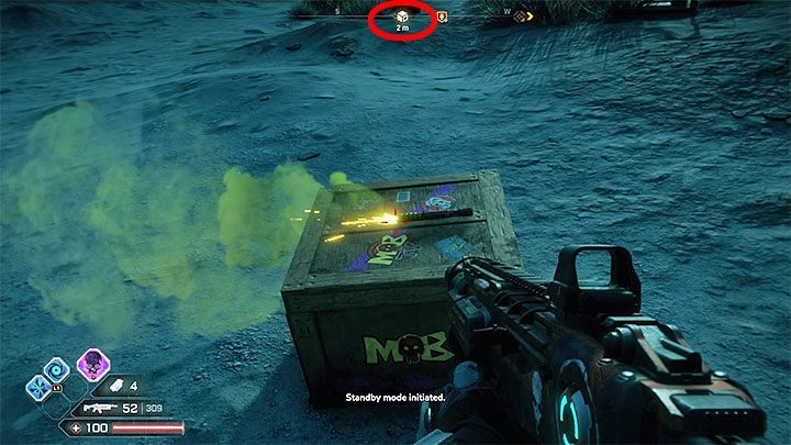 You can also get spores from chests and containers falling from balloons - What is the main application of Mutant Spores in Rage 2? - FAQ - Rage 2 Guide