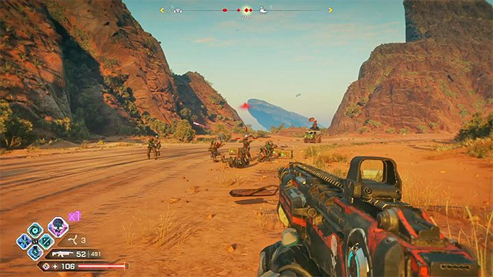 A good way to increase the killings of opponents is taking part in random battles with bandits encountered during various events of the game world (random events during your world exploration) - Off With Their Heads | Rage 2 Trophy guide - Trophy Guide - Rage 2 Guide